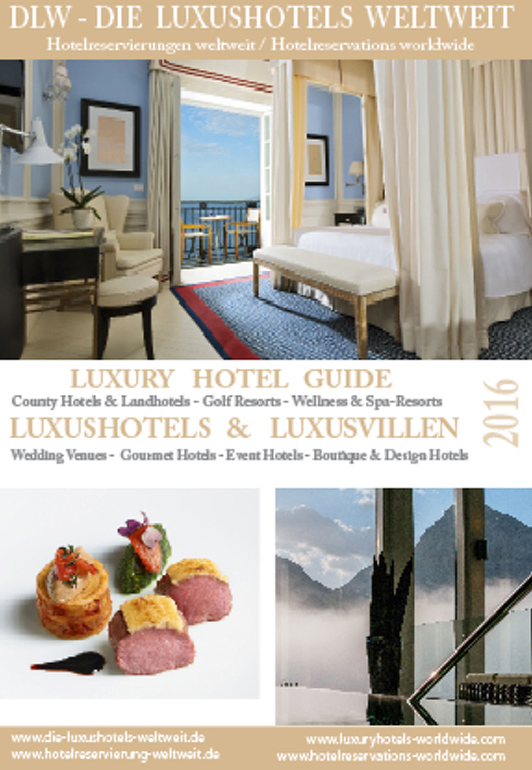 Luxushotels Katalog