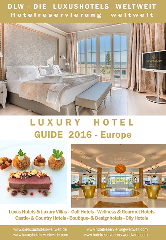 Luxushotels Katalog A5